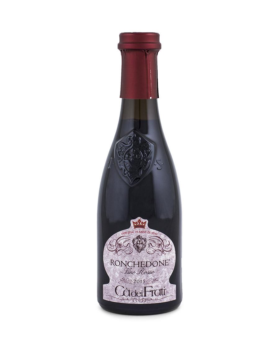 Ronchedone - vino rosso CÀ DEI FRATI RCDF375 0,375 l ...