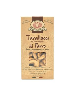 Spelt Tarallucci