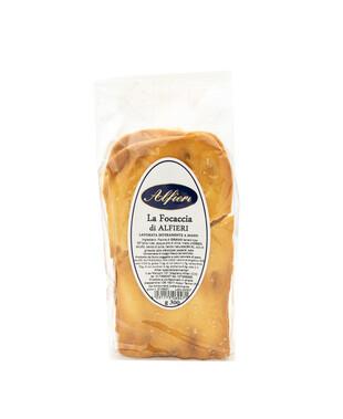 La focaccia - Flat bread