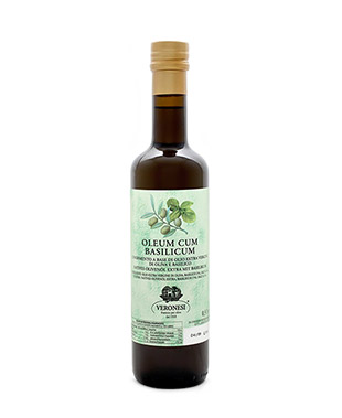 Olive Oil with Basil
