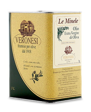 Le Minele - Extra Virgin Olive Oil
