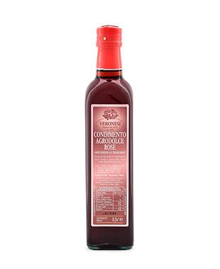 Gärungsessig aus Traubenmost rosé