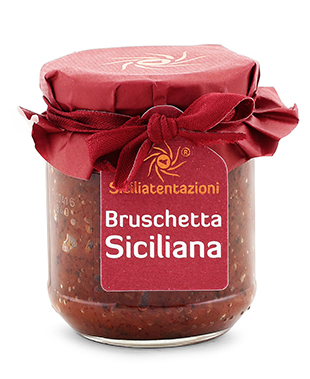 Bruschetta Siciliana