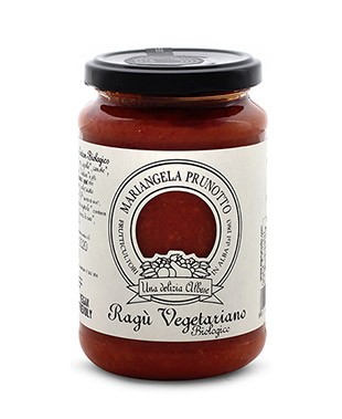Ragù Vegetariano Biologico