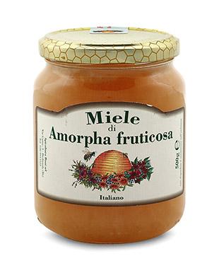 Miele di Amorpha fruticosa