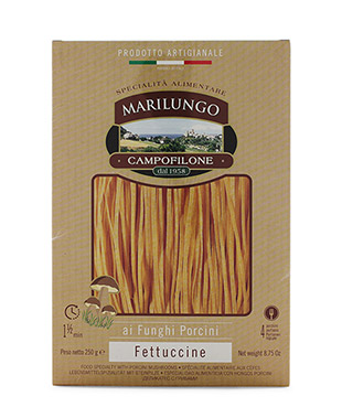 Mushrooms Fettuccine