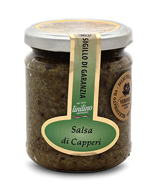 Capers Sauce