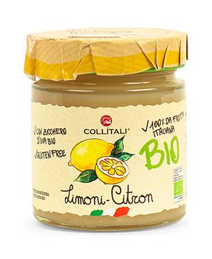 Bio- Lemons Jam