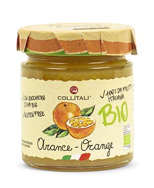 Bio- Oranges Jam