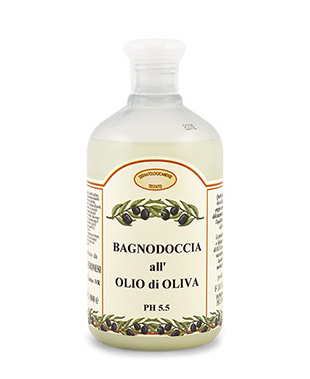 Olive Oil Body Wash