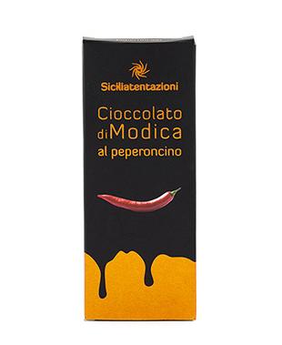 Cioccolata di Modica Peperoncino