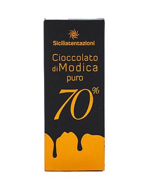 Reine 70% Schokolade
