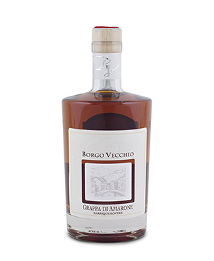 Grappa di Amarone Barrique Rovere