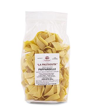 Pappardelle (Plastiktasche)