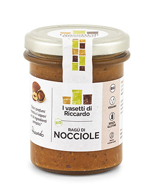 Bio - Vegan  hazelnuts Cream