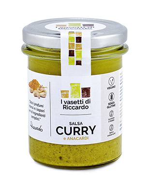 Salsa al Curry