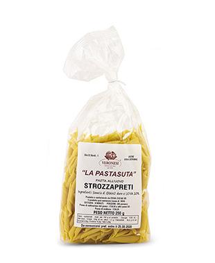 Strozzapreti (Plastiktasche )